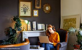 work effectively from home business spotlight