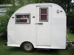 My 1974 Homemade Vintage Camper