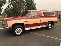 100 1986 Chevy Trucks For Sale Chevrolet Silverado For ClassicCarscom CC1160971