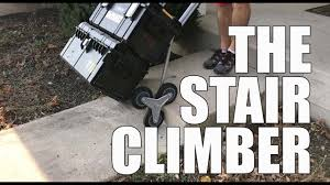 Roughneck Stair Climber Hand Truck - Northern Tool 48450 - YouTube Shop Upcart 106lb Black Alinum Stair Climbing Hand Truck At Foldable Folding Luggage Cart With Backup Tsht5a 220kg Appliance Stairclimber Trolley Dandenong Milwaukee 800 Lb Capacity Truckhda700 The Home Depot Power Liftkar Hd Stairclimbing Trucks On Wesco Industrial Products Inc 440lb Heavy Duty Stair Climbing Moving Dolly Warehouse Electric For Sale Mobilestairlift New Age Stairclimber Rotatruck Youtube China Trolleyhand Ht4028 Toe Climber Invisibleinkradio