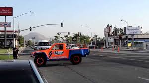 100 Truck Jump Robby Gordon Ing His Stadium Super On The Street YouTube