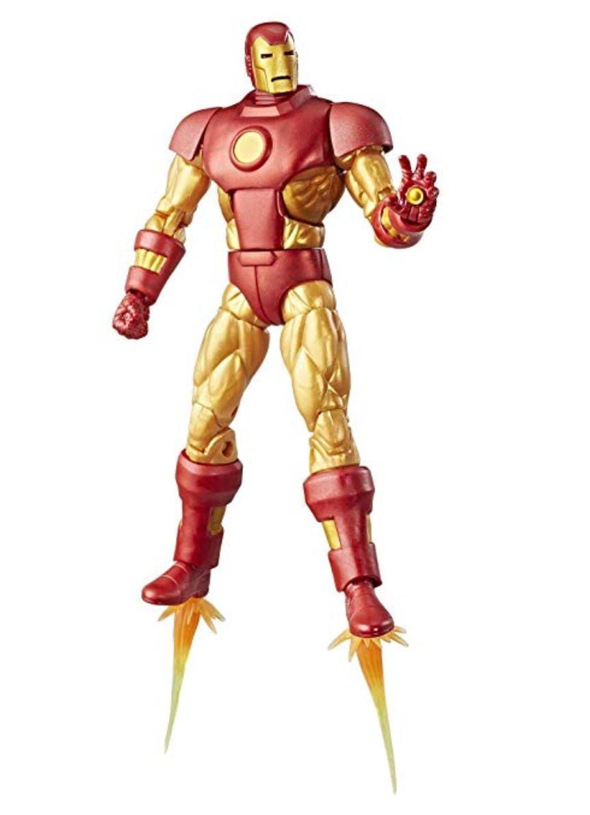 "Marvel Retro Collection Figure - 6"", Iron Man"