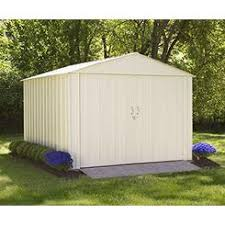 10x10 Rubbermaid Storage Shed