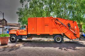 100 Rubbish Truck Some Towns Are Videotaping Residents Garbage Streams American