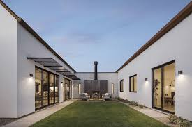 100 Modern Homes With Courtyards Hacienda Style With Large NICE HOUSE