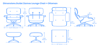 Eames Lounge Chair & Ottoman Dimensions & Drawings | Dimensions.Guide Lounge Chair New Dimeions By Charles Ray Eames Haus Tremendous Herman Miller Eame Tall And Ottoman Replica 3d Model Fniture On Hum3d Nifty In Stylish Inspiration Interior Lovely D35 On Perfect Inspirational Eames Lounge Chair For Sale Jarboinfo Vitra White Leather And Office Designs