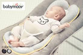 cale tete bebe pour siege auto le coussin morphologique cosymorpho par babymoov