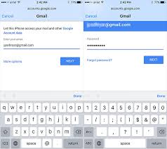 How to Set up Multiple Gmail Accounts on iPhone iPad