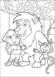 Go Diego Coloring Pages To Print