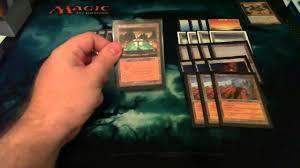 Faerie Deck Mtg Legacy by Mtg Legacy U W Stoneblade Deck Tech Youtube
