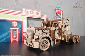 100 14 Foot U Haul Truck Gears Heavy Boy VM03 Gears S Kidz LLC