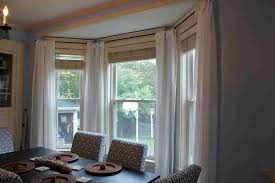 Decorating Bay Window In Dining Room Saomcco Blue Ridge