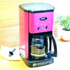 Yellow Keurig Coffee Maker Ergonomic Purple Pink S Mini