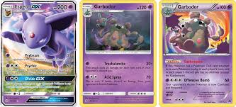 Pokemon Top Decks July 2017 by Trashalanche For Knockout Espeon Gx Garbodor Pokémon League