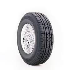 100 Light Duty Truck Tires Dueler HL SUV Tire Bridgestone