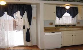 Kitchen Curtains At Walmart by Kitchen Kitchen Sink Window Curtains Ideas Kitchen Door Curtain