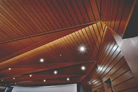 100 Wood Cielings Ceilings And Walls Help Convey Energy Of College