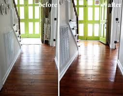 Bona Hardwood Floor Polish Applicator Pad by How To Refinish Wood Floors Without Sanding Pretty Handy