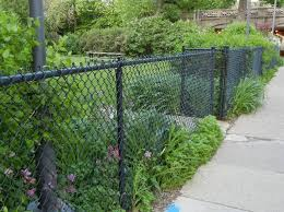 Decorative Garden Fence Posts by Decorative Chain Link Fence Post U2014 Bitdigest Design Decorative