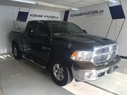 100 Ram Trucks 2014 RAM 1500 For Sale At Hyundai Du Royaume Amazing Condition