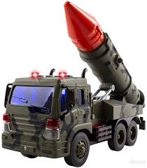 100 Military Truck Amazoncom WolVol Kids Friction Powered Launcher Fighter