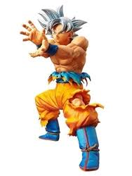 Dragonball Z Goku Super Warrior Ultra Instinct Figure