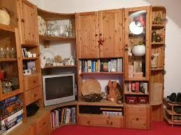 Anbauwand Wohnzimmer Mã Bel Wohnwand Holz Anbauwand Kiefer Schrankwand Wohnzimmer Möbel