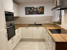 hochwertige küche echtholzplatte 2 jahre
