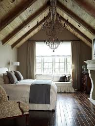 Rustic French Country Style Bedroom