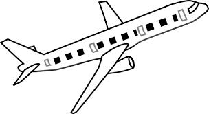 Drawn jet clipart 1