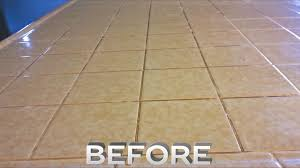 how to clean tile grout 4 steps with pictures