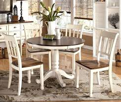 Round Table And Chairs Kitchen Dining Sets For 6 Room Tables