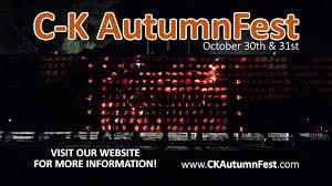 Pumpkin House Kenova Wv 2016 by C K Autumnfest 2015 Long Creative Youtube