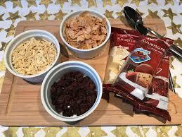 geschenkidee aus der küche schoko crossies selbstgemacht