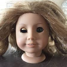 Fixing A Doll With A Broken Eye Nub American Girl Doll Dolls
