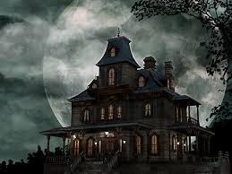 100 Sleepy Hollow House Halloween In Haunted Wallpaper