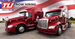 CDLLife | Transco Lines, INC. Team Company Driver Trucking Job And ...