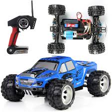 WLtoys A979 4WD RC Cars Off-Road Monster Trucks Remote Control Buggy ...
