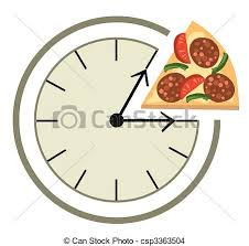 Lunch Hour Clip Art And Stock Illustrations