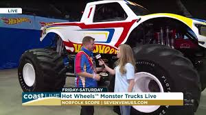100 Monster Trucks Nashville A Preview Of The Hot Wheels Truck Show Live On Coast Live