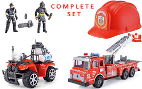 4 Pack Fire Engine Truck Firemen Fire Buggy & Helmet Kids Children ... Kids Fire Truck Cartoon Illustration Children Framed Print F12x3411 Best Choice Products Ride On Fire Truck Speedster Metal Car Kids Personalized Water Bottle Firetruck Bellalicious Boutique 9 Fantastic Toy Trucks For Junior Firefighters And Flaming Fun Cheap Truck Find Deals On Line At Alibacom Cartoon Emergency Transport Isolated Stock Photo Tonka If I Could Drive A Corner Services Christmas Ornament Dibsies Coloring Videos Big Transporting Monster Street 2 Seater Engine Shoots Wsiren Light Unboxing Review Youtube Battery Operated Toys Anj Intertional