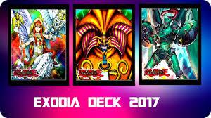 ygopro exodia deck 2017