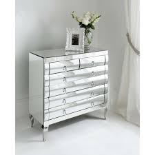 Cheap Black Dresser Drawers by Bedroom Mirrored Tall Dresser Discount Mirrored Furniture