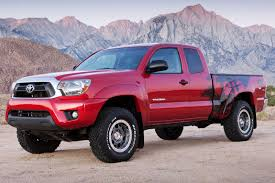 100 Best Trucks Of 2013 10 Facts That Separate The 2015 Toyota Tacoma From All Other Boerne