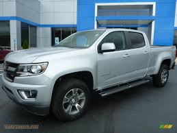 2015 Chevrolet Colorado Z71 Crew Cab 4WD In Silver Ice Metallic ... 2018 Chevrolet Colorado For Sale In Sylvania Oh Dave White 2019 Midsize Truck Diesel Pickup Canada 2015 Adds Box Delete Seat Options Z71 Crew Cab 4wd Black 122795 N Review Ratings Edmunds Various The 2016 4x4 Cooler Trucks Off Roads 2006 Xtreme Reg Cab Pictures Mods Upgrades New 2wd Work Extended Reviews And Rating Motor Trend