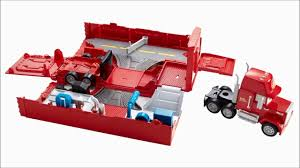 100 Mack Truck Playset Smyths Toys Disney Cars YouTube