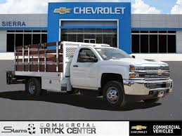 100 Chevy 3500 Truck New 2018 Chevrolet Silverado Stake Bed For Sale In Monrovia CA