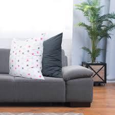 amilian 2er set kissenbezug kissenbezüge kissenhülle zierkissenbezug kopfkissenbezug für sofa schlafzimmer deko kissen dekorative dekokissen