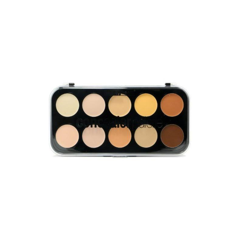 Beauty Treats Concealer Palette - 10 Shades