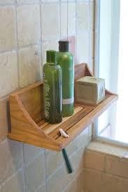 Teak Bathroom Corner Shelves by Bathroom Wood Shower Bench Teak Bathroom Teak Shower Shelf